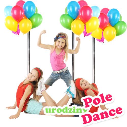 pole dance dla dzieci rzeszów-animator rzeszów-nietypowe urodziny rzeszów-urodziny dla nastolatki rzeszów-sportowe urodziny rzeszów
